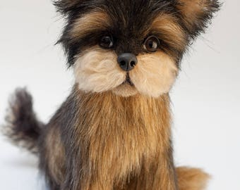 Puppy Casper Yorkies! Yorkshire Terrier (made to order)