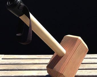 Wood Thor Hammer