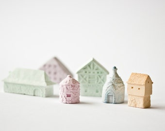 WALL installation Clay Architecture Set - Last chance!