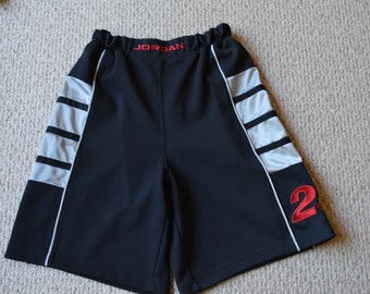 Vintage Michael Jordan Air Jordan #23 Basketball Shorts---Men's Size Large
