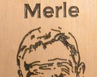Merle Bottle Opener