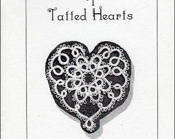 The Gentle Art of Tatted Hearts - 8 Original Easy Tatted Heart Patterns