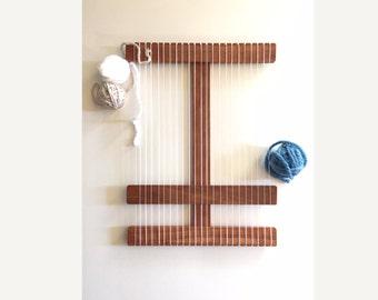 Ultimate Wood Weaving Loom Kit, Small Loom