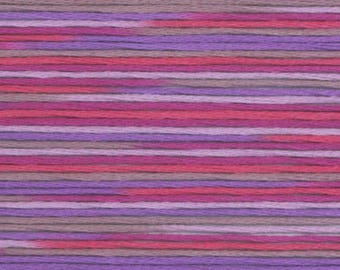 COSMO Embroidery Thread - Season Variegated SE80-5025 - 100% cotton Cosmo Floss - Hand Quilting Stitching- Japanese