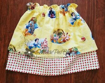 Custom Paperbag Skirt