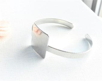 bangle bracelet, silver bracelet, silver bangle bracelet, minimalist bracelet, woman bracelet, copper bracelet,