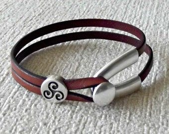 Leather bracelets for women, womens leather bracelets, bracelet for women, leather bracelet, leather jewelry, womens leather bracelets
