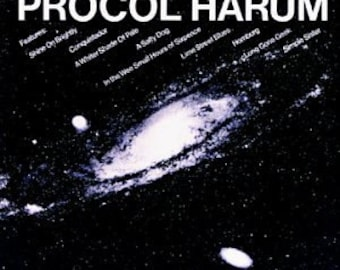 Procol Harum - The Best of Procol Harum Album Record LP