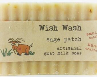 Sage Patch Goat Milk Soap
