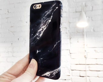 iphone 8 plus case light up marble
