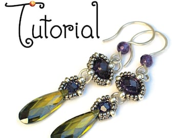 TUTORIAL -- Cutie Pie Earrings