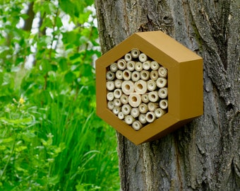 BEE HOTEL, Insect house, Mason bee home - Hotel Chocolate