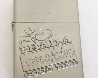 I Had a Smokin Good Time 2007 Limited Edition  Lighter