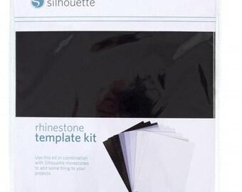 Silhouette Rhinestone Template Kit