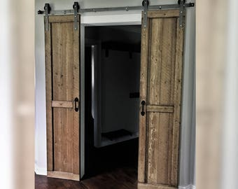 Custom Barn Doors-Rustic Barn Door