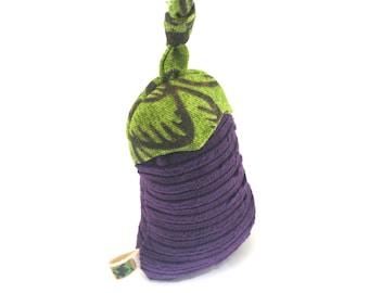 Little Dog Toy Eggplant