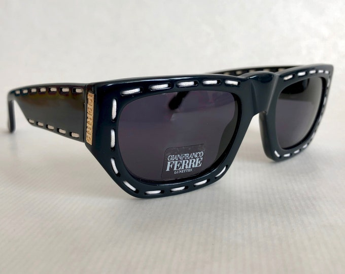 Gianfranco FERRÈ GFF 221/S Vintage Sunglasses New Old Stock with original Case