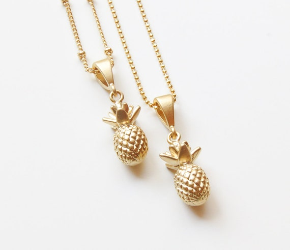 s pineapple pendant claire penelope necklace the