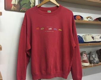 Vintage United Colors Of Benetton Sweatshirt