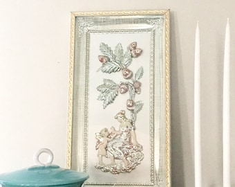 Metalcraft Seasons Wall Hanging Picture