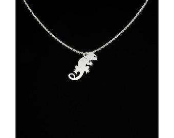 Bearded Dragon Necklace - Bearded Dragon Jewelry - Bearded Dragon Gift