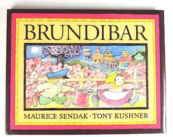Brundibar Signed by Maurice Sendak and Tony Kushner First Edition