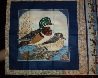 Duck Fabric Pillow Panel VIP Cranston