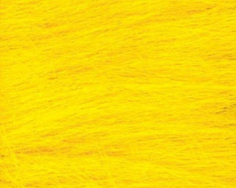 Craft Fur Yellow 9 x 12 inches 1 piece – 10240-20