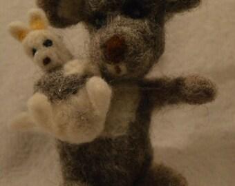 Mouse with Kagaroo