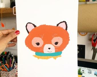 Print ~Foxy~