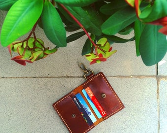 Wallet KeyChain for vehicle / house