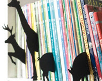 Book Marks for your library - +d Animal Index