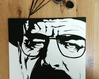Walter White Breaking Bad - 50*50
