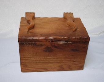 Velvet lined box Etsy