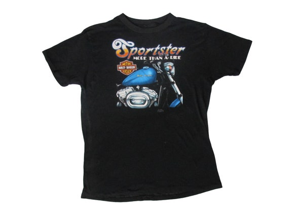 Harley Davidson Sportster More Than a Ride T-Shirt