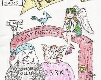 The Poets of Porcadis