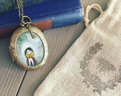 Antique Locket - A Grand ...