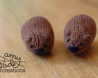 Wombats / Australian Animals / Australian Softie / Australian Wombat / Christmas Stocking Filler / Childrens Toy / Kids Toy / Natural Fabric