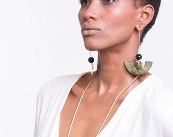 Drop earrings, Statement earrings, African earrings, tribal earrings, Dangle earrings, Statement jewelry, ethnic earrings, Boho earrings