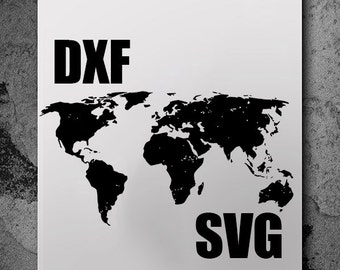 World map dxf etsy world map svg svg files silhouette cameo svg cutting svg file gumiabroncs Image collections