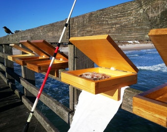 Fathers Day, The Pier Bait Box - Tackle Box, Fishing, Pier Fishing