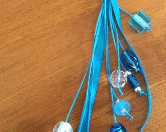 Keyring or bag charm