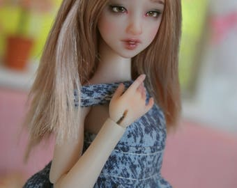 PRE ORDER - Fleur, Nari and Iris 19cm BJD (Normal resin) - Rosen Garden
