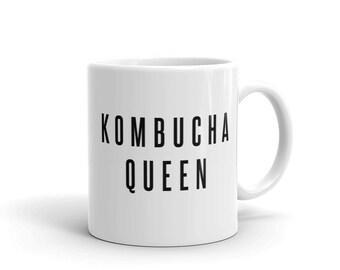 Kombucha Queen Mug