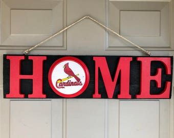 St. Louis Cardinals Sign | St. Louis Cardinals Fan | St. Louis Cardinals Gifts | St. Louis Cardinals Decor