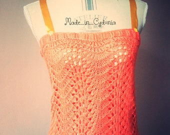 Summer Top knitted