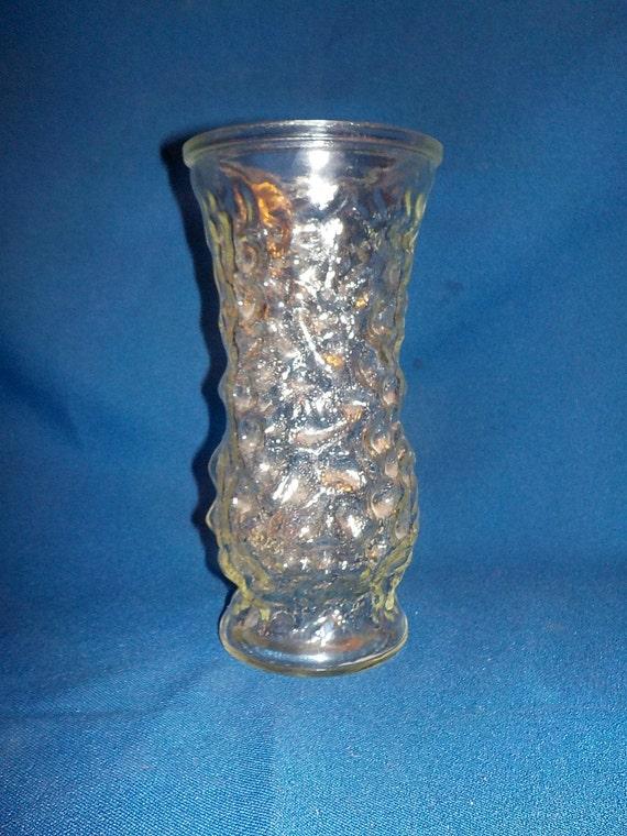 Vase Vintage Hoosier Glass Vase 8 Inch