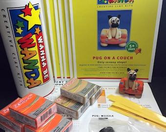 DIY Clay Kit for 5 Kids - Wanna Be Wanda