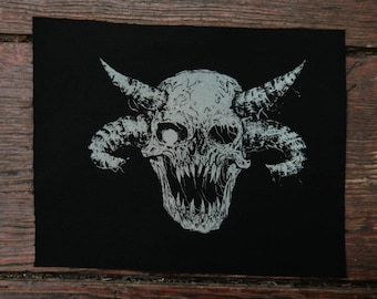 Skull Patch - small