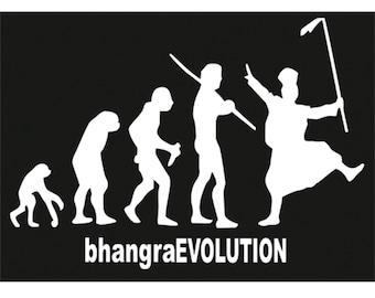 Bhangra Evolution T Shirt